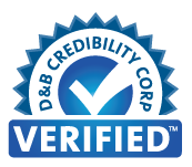 Dun and Bradstreet VERIFIED Seal